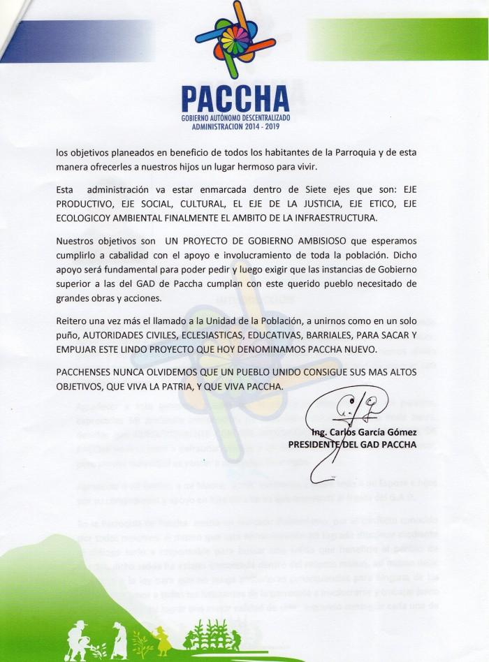 SALUDO PRESIDNETE 2019